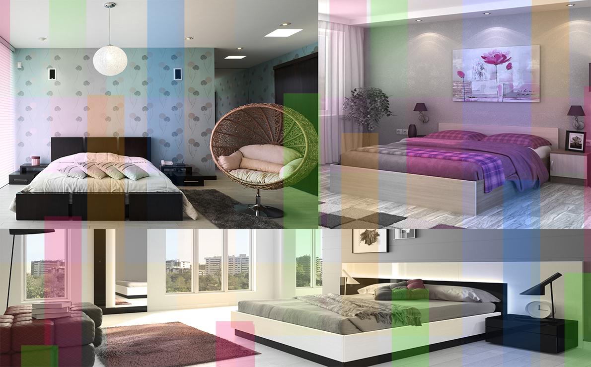 Спальни в Санкт-Петербурге