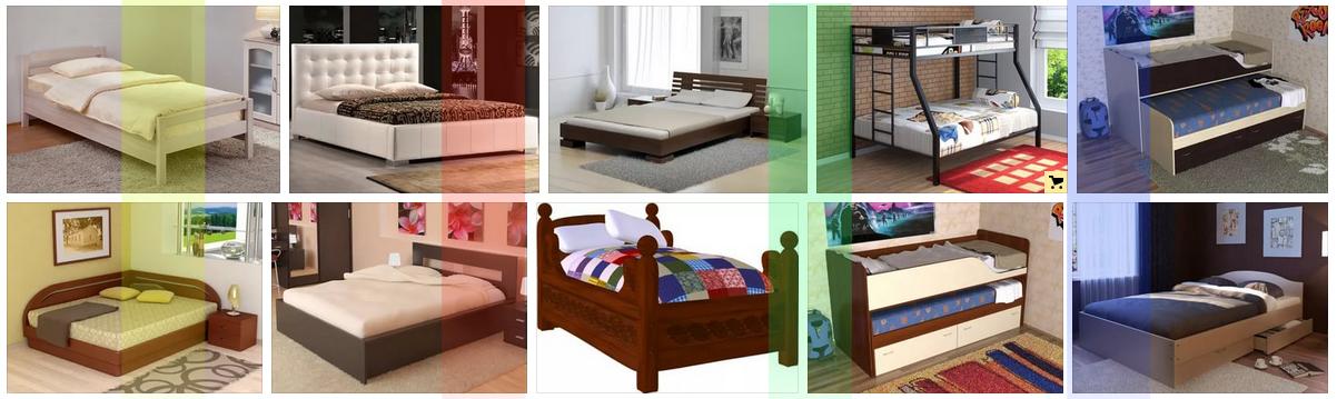 Недорогие кровати в спальню