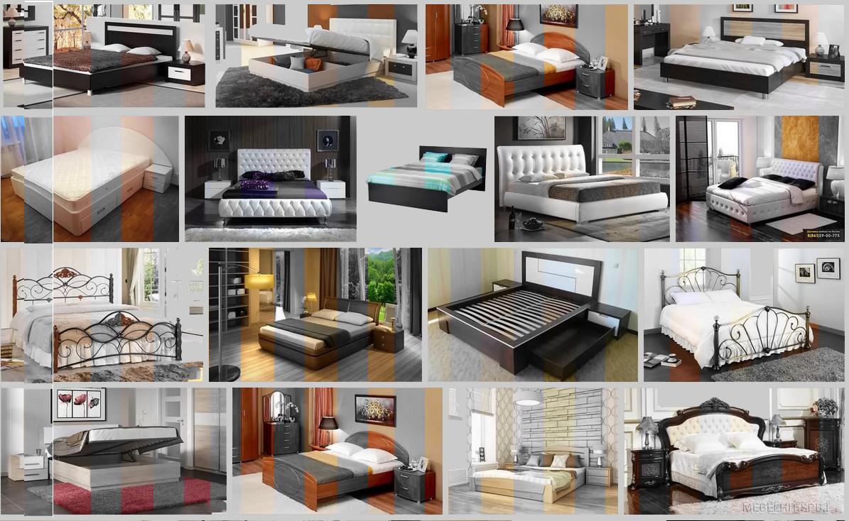 Выбрать кровать с матрасом