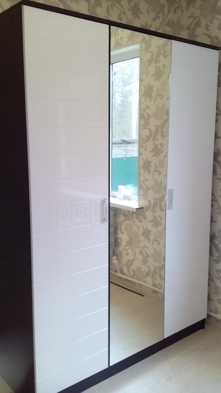 Шкаф Афина белый