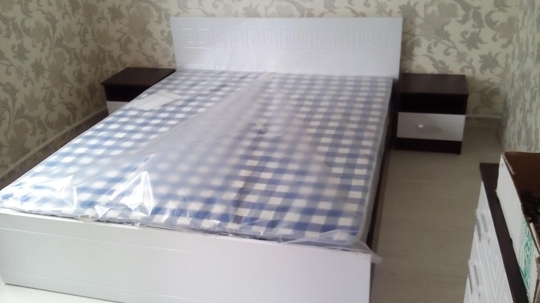 Кровать Афина двуспальная