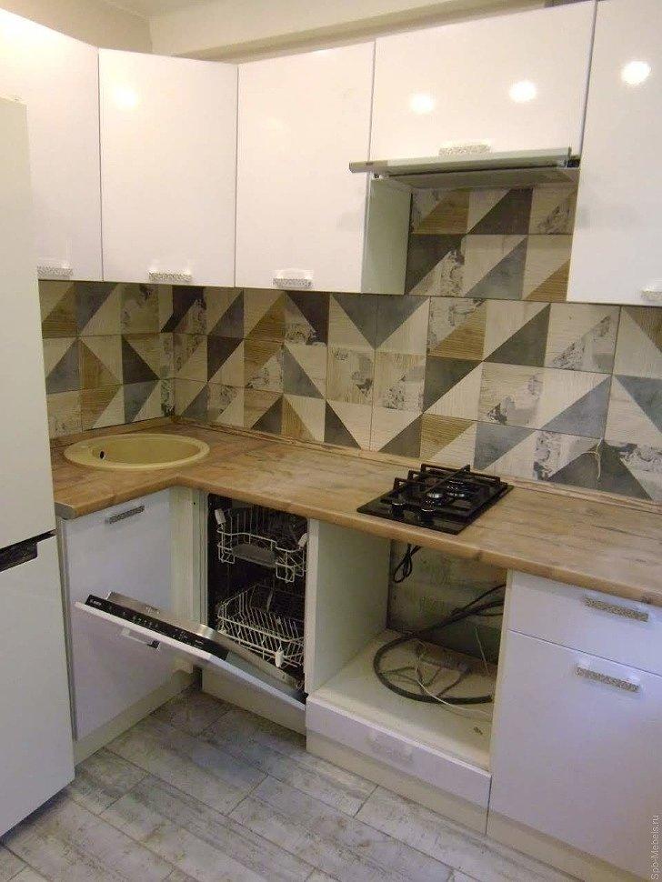 Касивая кухня фото клиента