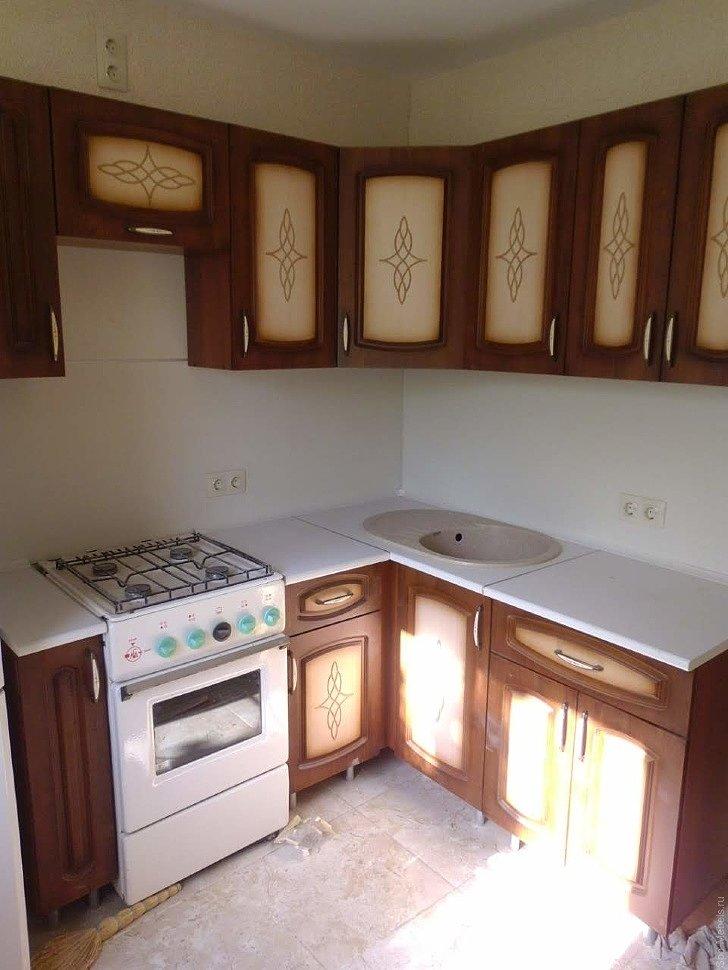 Кухонный гарнитур Троя