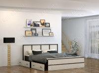 Кровать с ящиками Сакура 0.9м/1.4м/1.6м